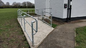 Step free access to the space via ramp.jpg